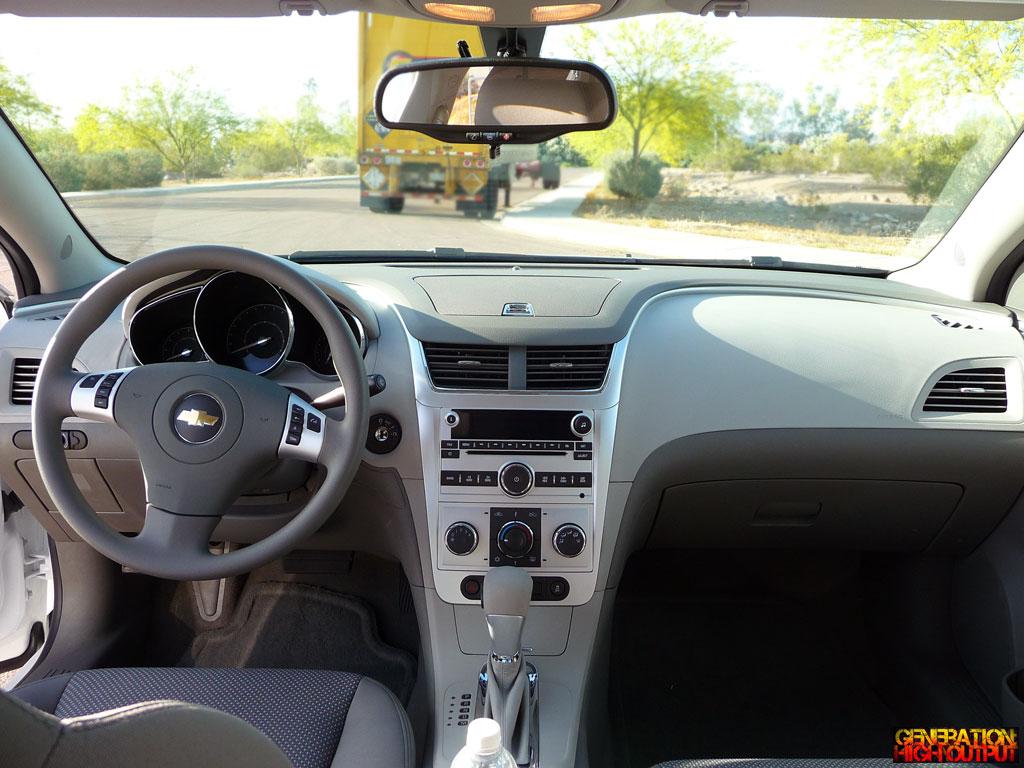 2012 Chevrolet Malibu Review | GenHO