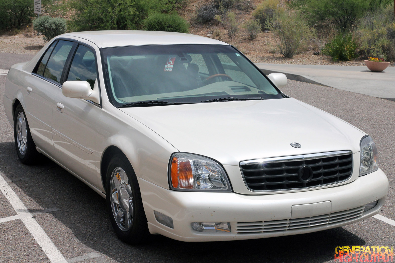 2000 Cadillac Deville DTS (Thermal) Night Vision System ...