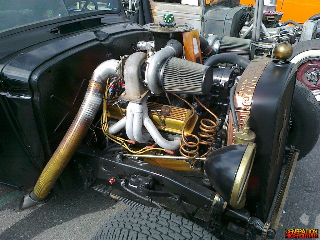 Chevrolet Twin Turbo V8 Hot Rod | GenHO
