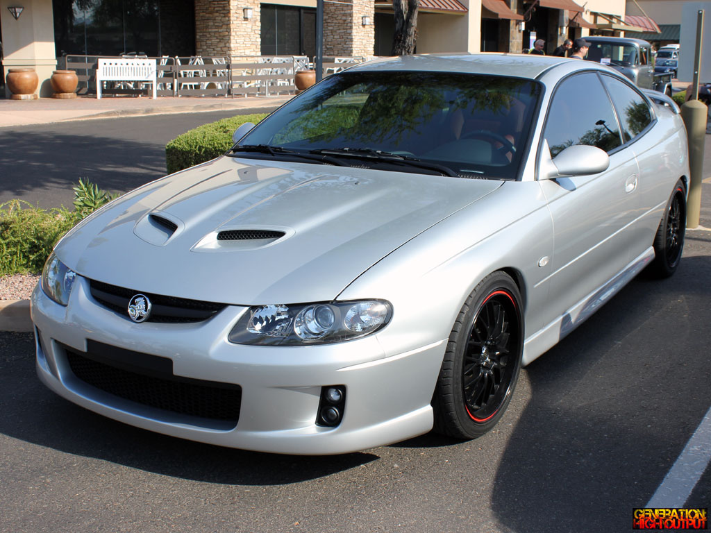 g 39 day mate pontiac gto with holden monaro body kit genho. Black Bedroom Furniture Sets. Home Design Ideas