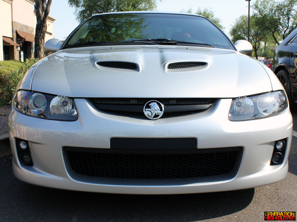 Gday mate pontiac gto with holden monaro body kit genho then sciox Image collections