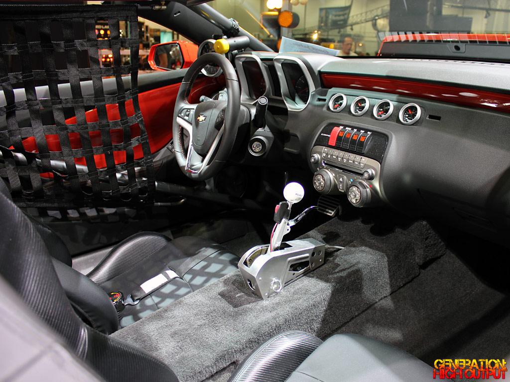 SEMA 2012: Chevrolet 2012 COPO Camaro | GenHO
