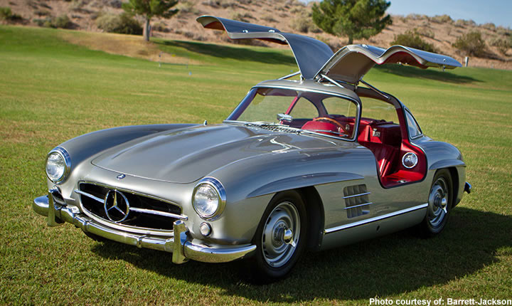 1955 mercedes benz 300sl cars sale for Mercedes benz gullwing 1955