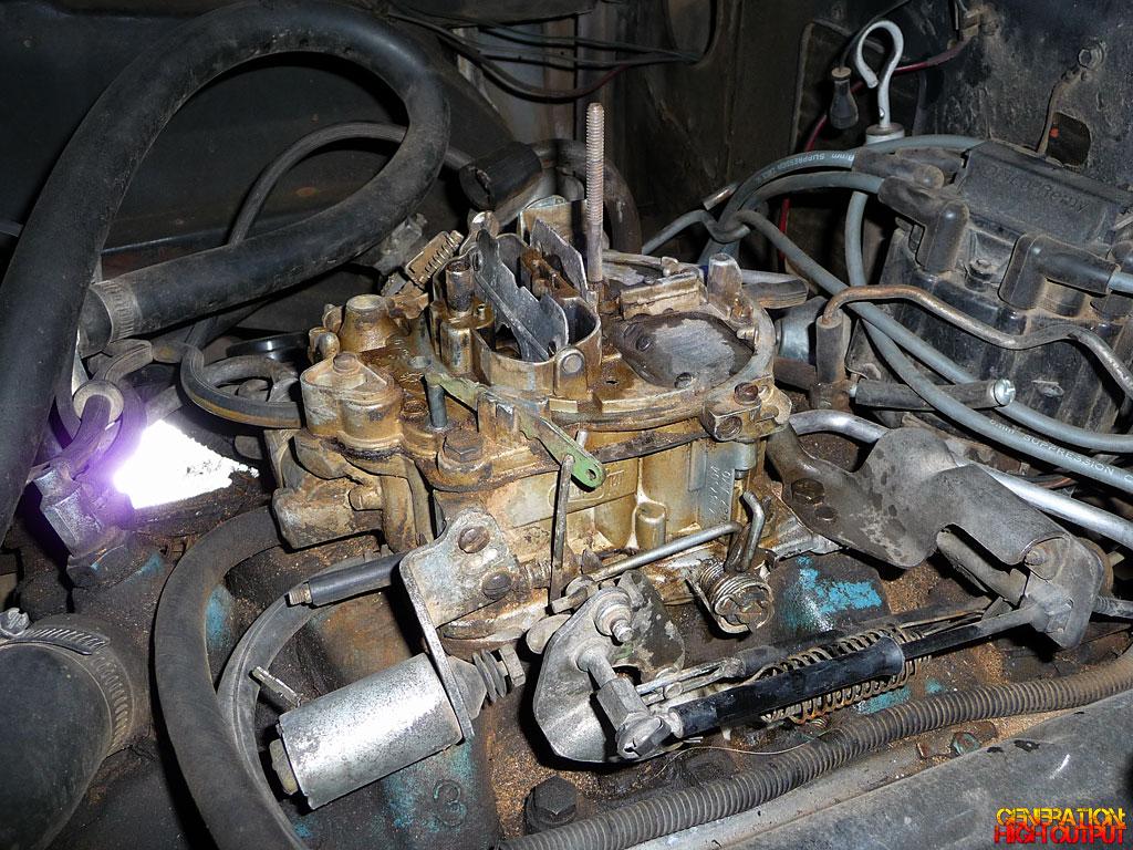 Rebuilding a Rochester QuadraJet Carburetor | GenHO