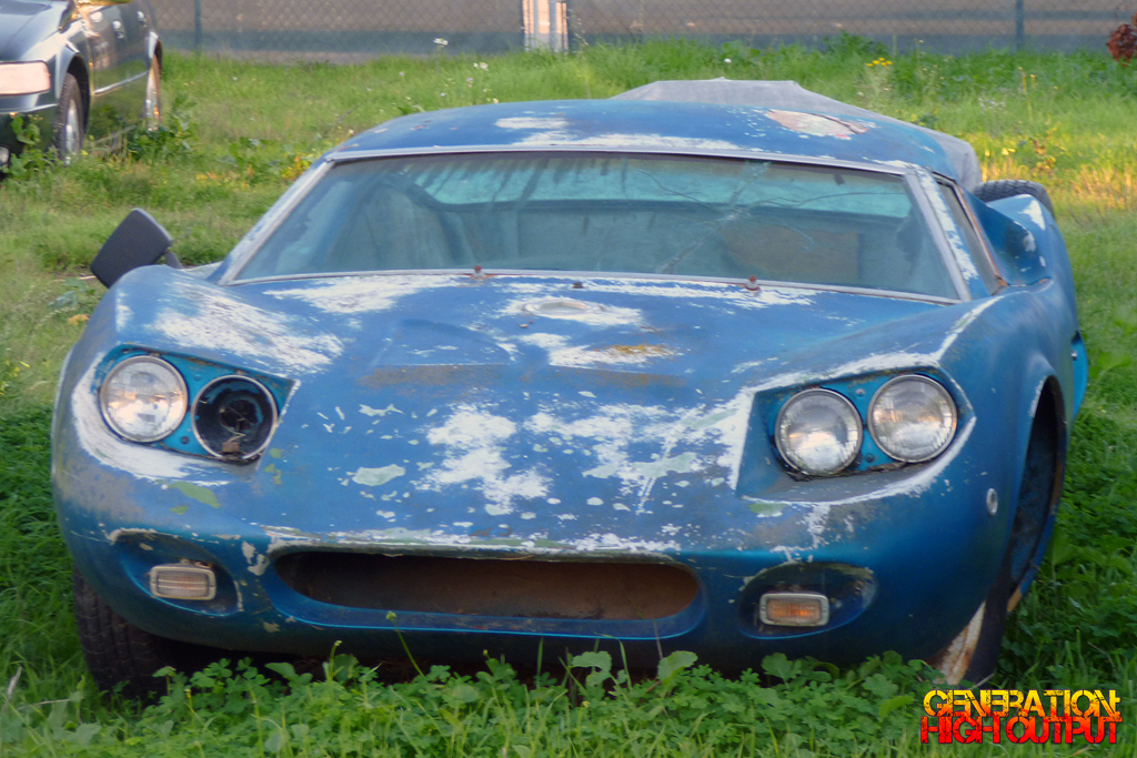 Gt40+Kit+Car Fiberfab Avenger GT/Valkyrie Kit Car (what remains ...