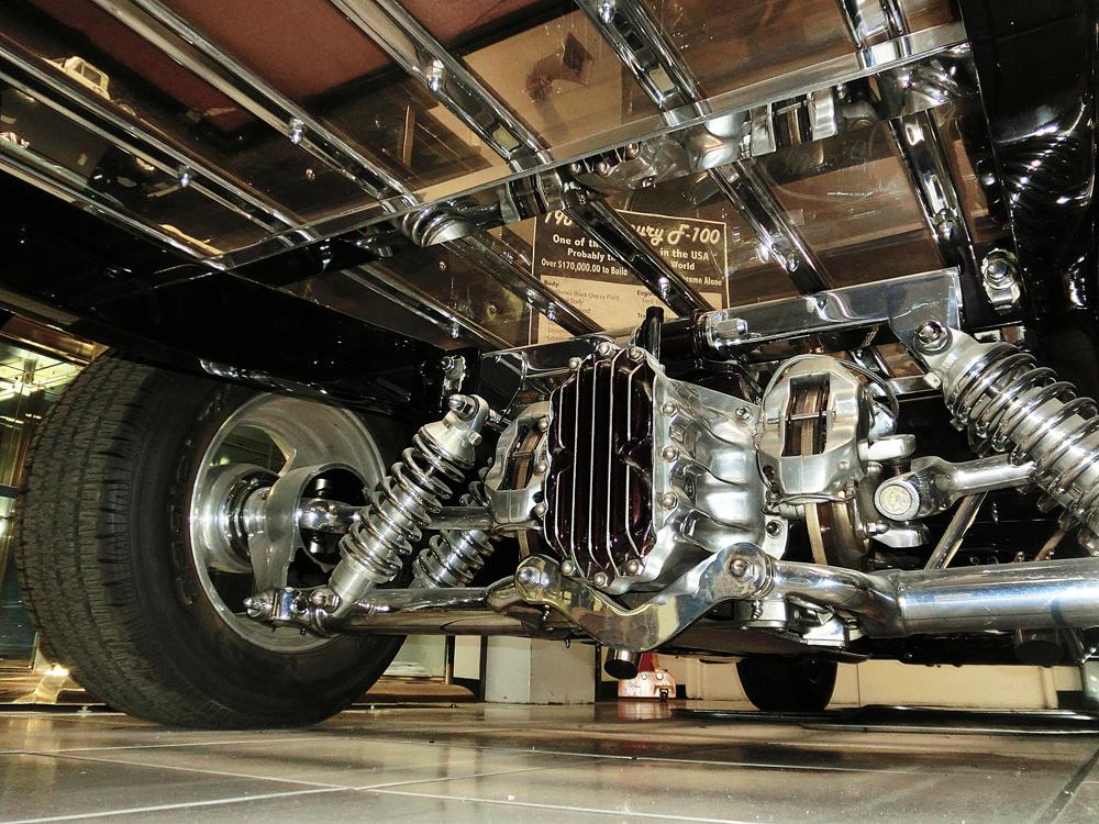 Mel Martin Auto Museum in Phoenix AZ
