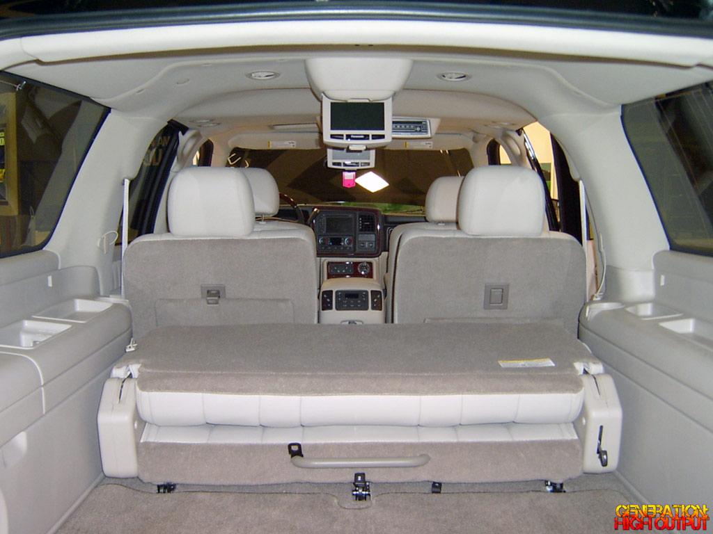 Azias Cadillac Escalade Esv Interior