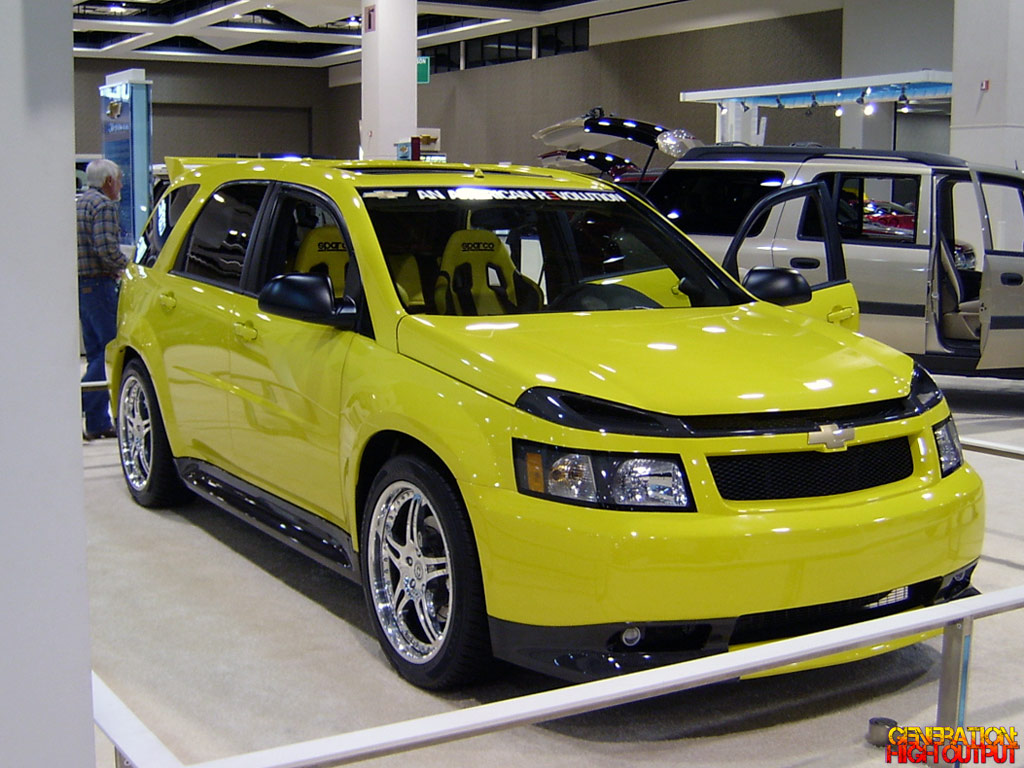 Arizona International Auto Show 2005 - Photo Gallery | Generation ...