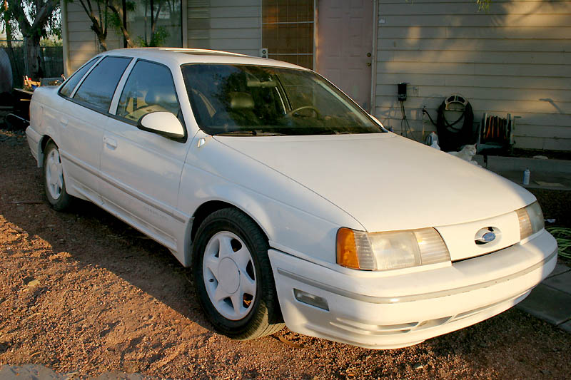 1991 Taurus SHO Project Car