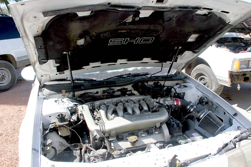 1991 Ford Taurus SHO Project Car Generation High Output