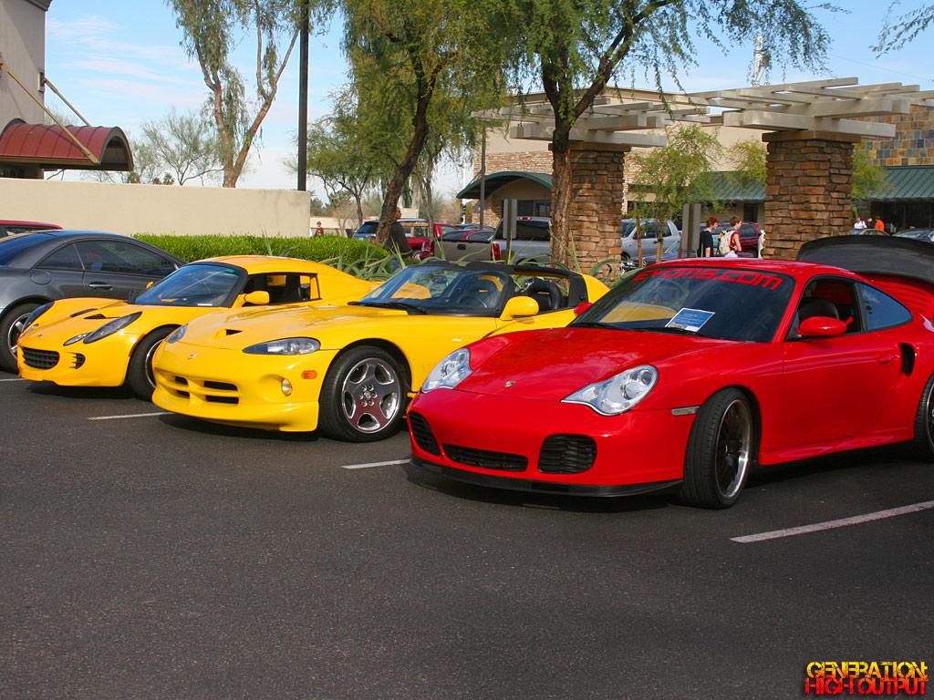 Penske Racing Museum Cars And Coffee