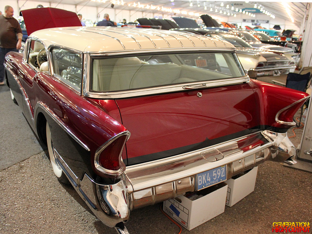 Custom 1957 Buick Century Caballero Wagon Genho