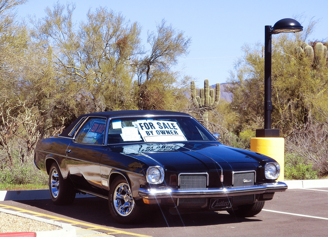 1973 Cutlass Supreme Genho