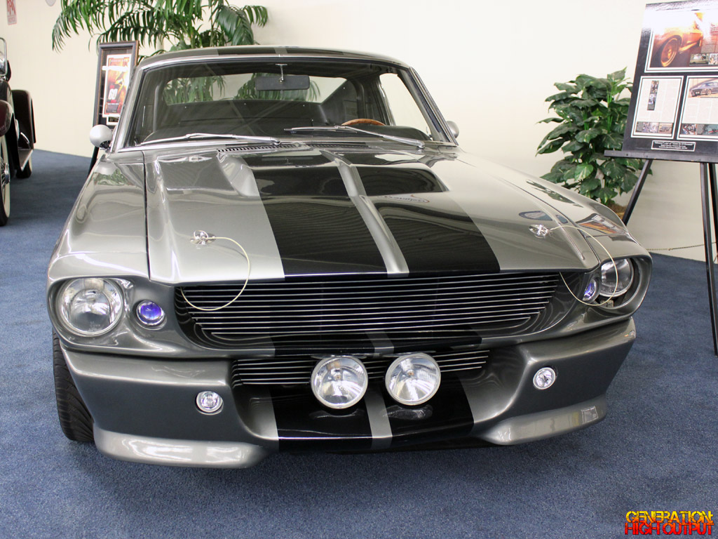 1967 ford mustang gt500 fastback eleanor genho. Black Bedroom Furniture Sets. Home Design Ideas