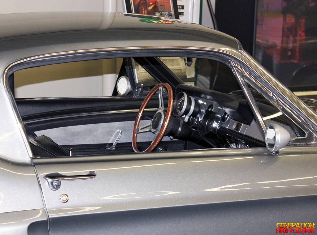 1967 ford mustang gt500 fastback quoteleanorquot genho