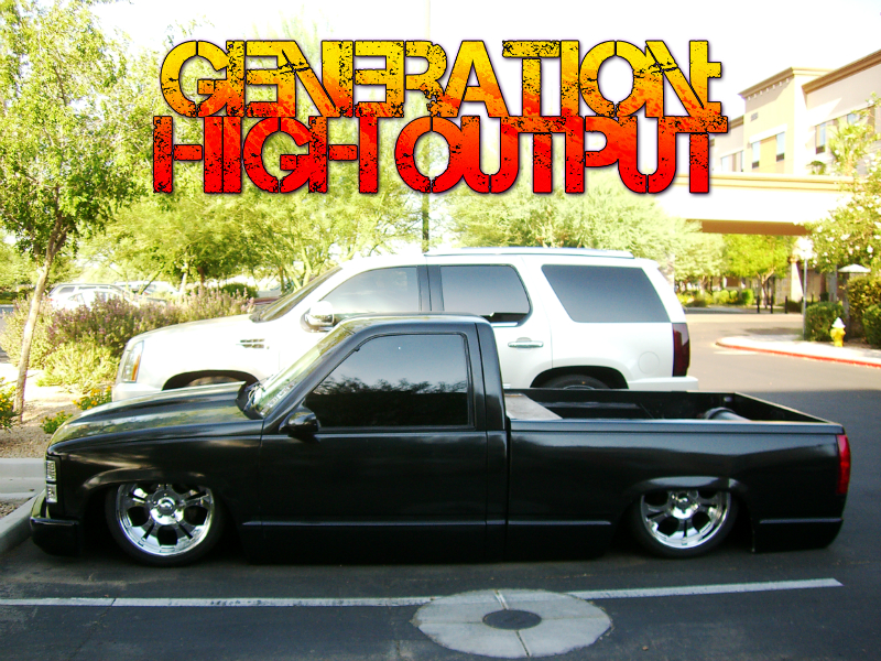 lowered | Generation: High Output