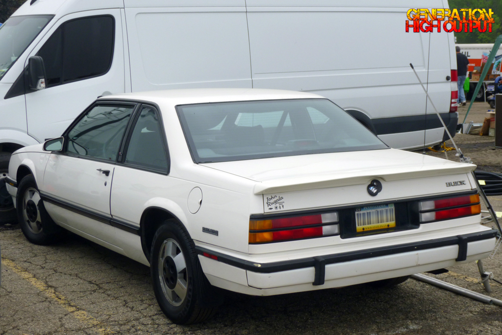 Buick T Type >> 1987-89 Buick Lesabre T-Type | Generation: High Output