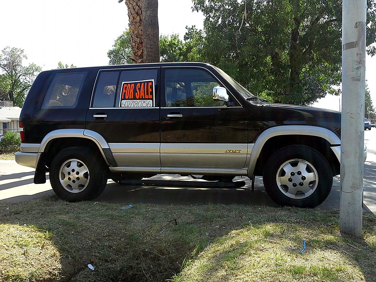 1996-99 Acura SLX