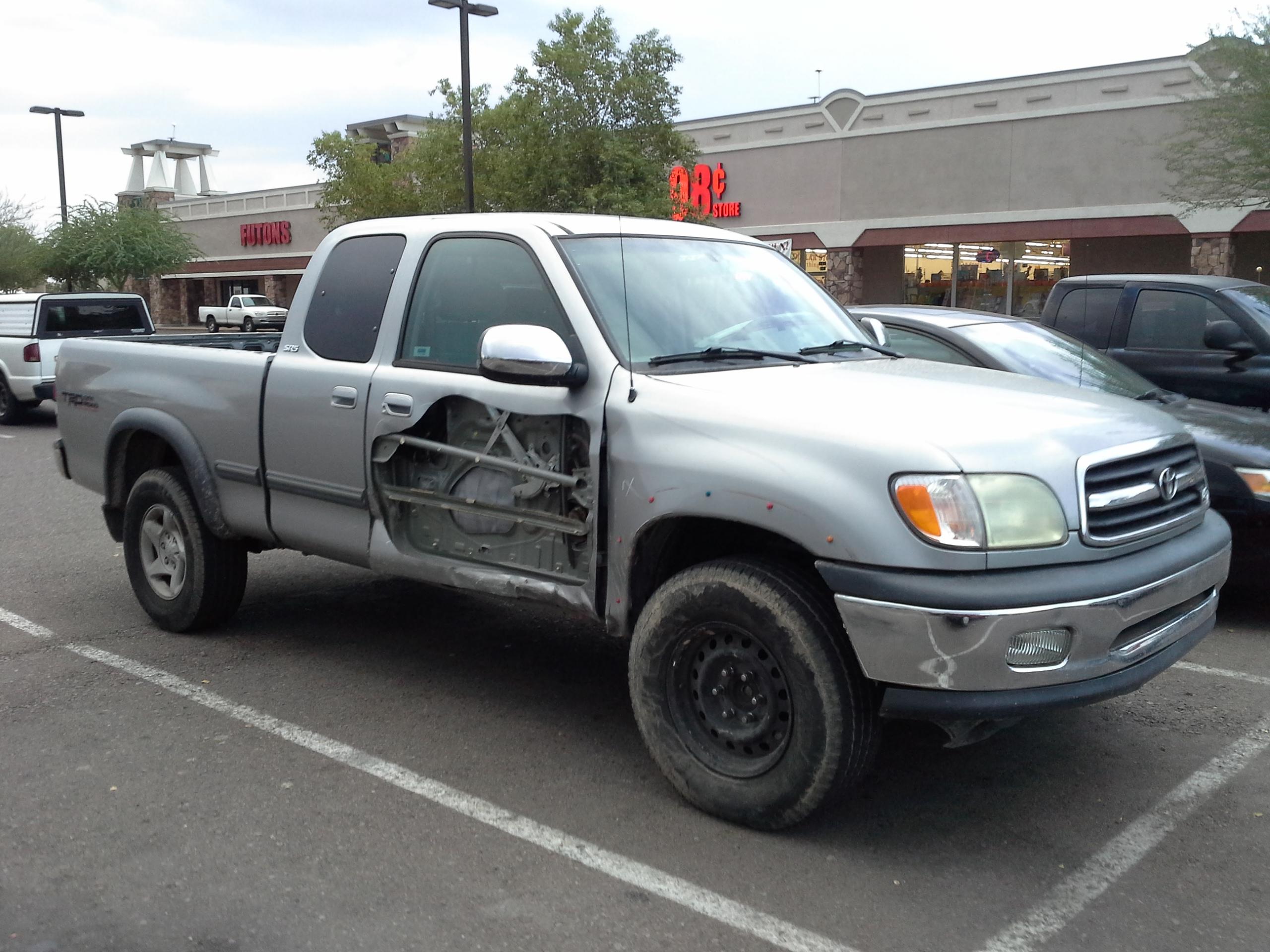Toyota Tundra Terminator 2 Edition Genho