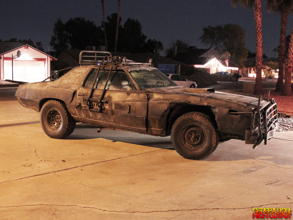 1977 Chevrolet Monte Carlo Project Car | Generation: High Output