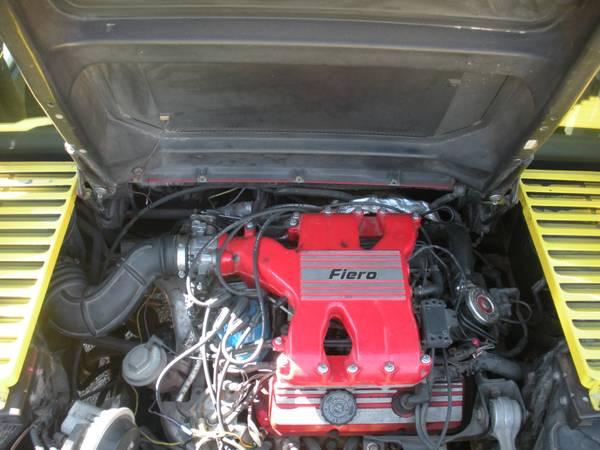 Craigslist Com Phoenix >> 1986 Pontiac Fiero GT (Craigslist) | GenHO
