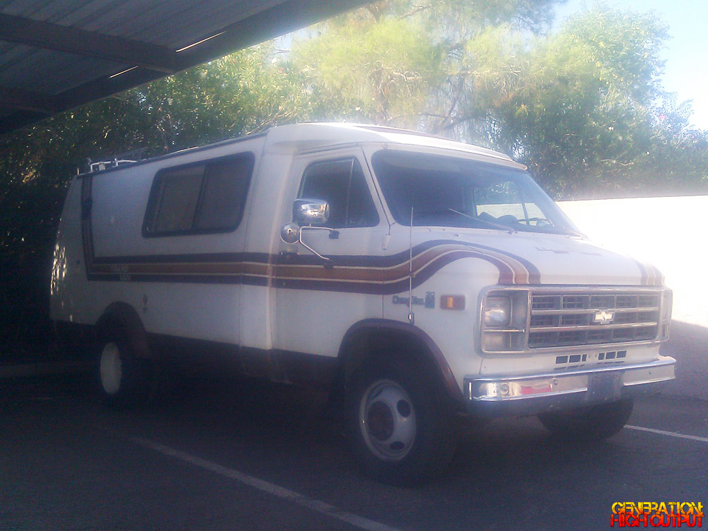 Untitled Champion Transvan Rv