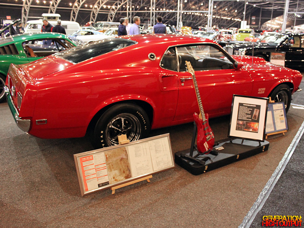 Barrett-Jackson's Las Vegas docket: Celebrities, charities ...