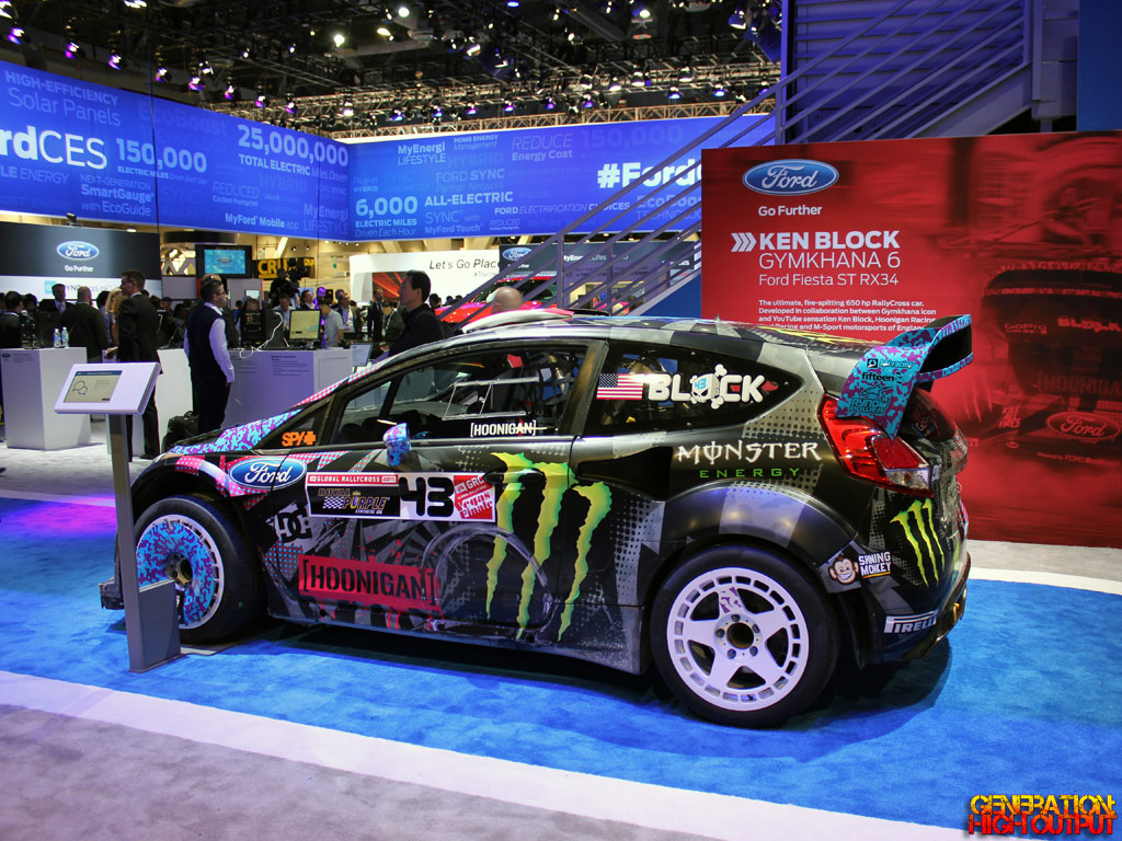 Cars Of Ces 2014 Generation High Output