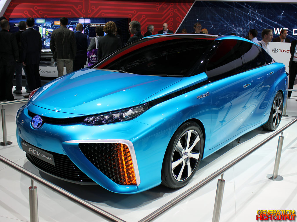 Automotive Tech Takes The Stage At Ces 2017