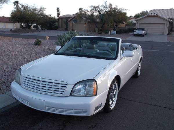 2004 Cadillac Deville Convertible Craigslist Genho
