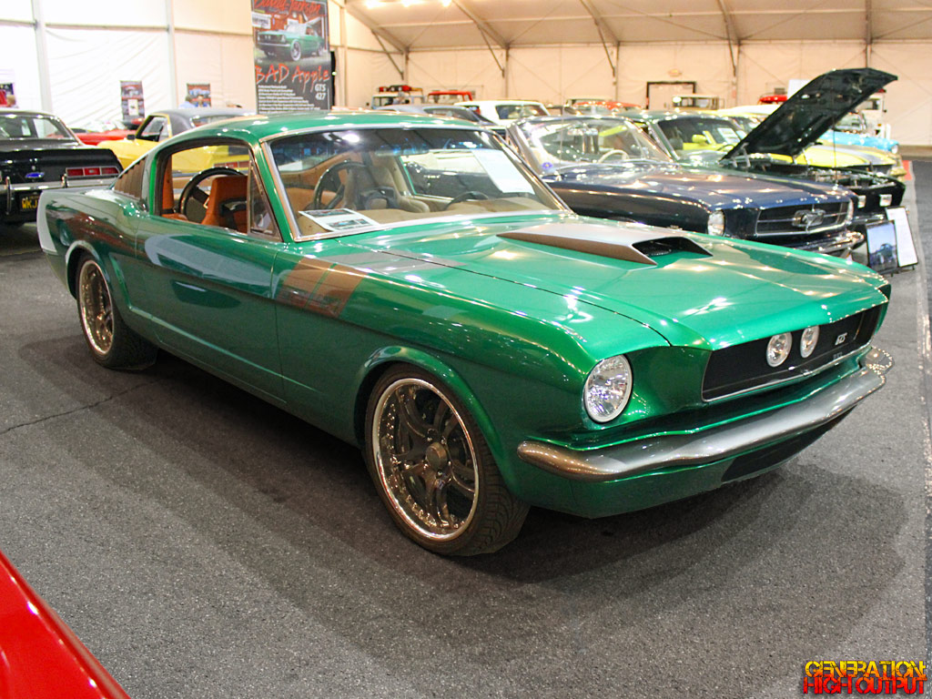 1965 Ford Mustang GTS Fastback 'Bad Apple' | Generation ...