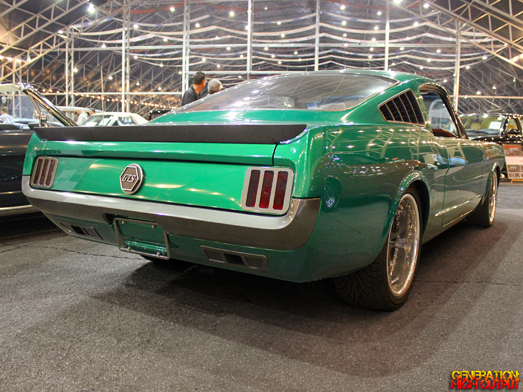 1965 Ford Mustang Gts Fastback Bad Apple Genho