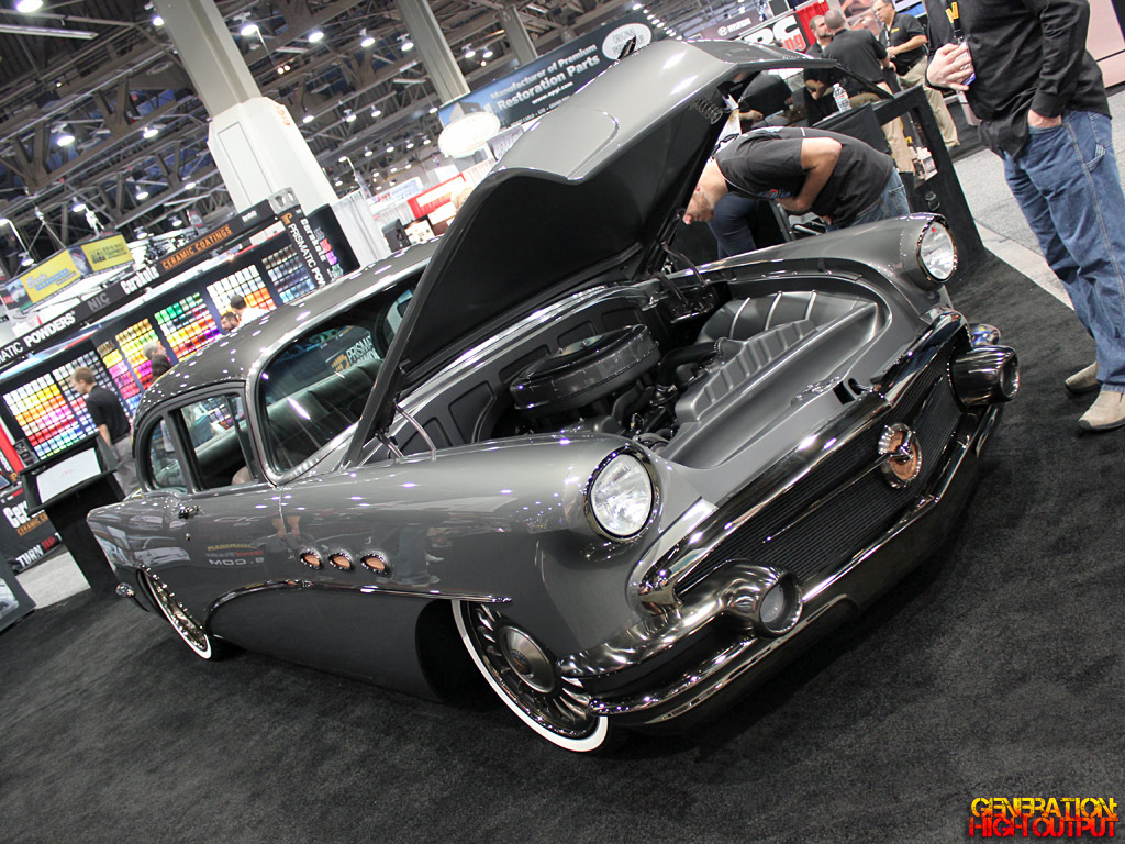 Michelin Whitewall Tires >> 1956 Buick 'Nailed' by Troy Trepanier | GenHO