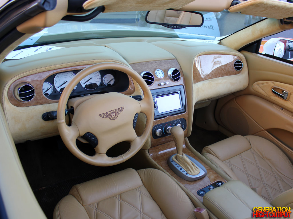ballin 39 on a budget bentley continental gtc replica genho. Black Bedroom Furniture Sets. Home Design Ideas