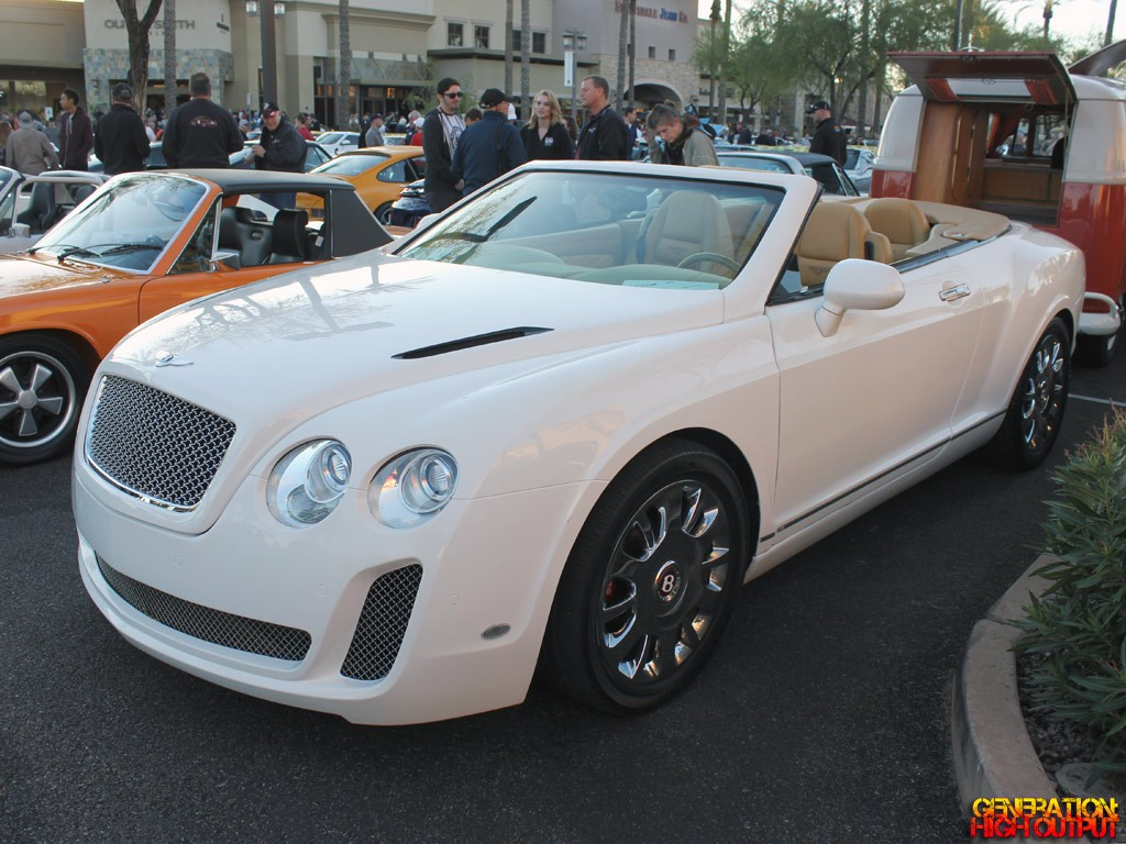 Bentley gt replica