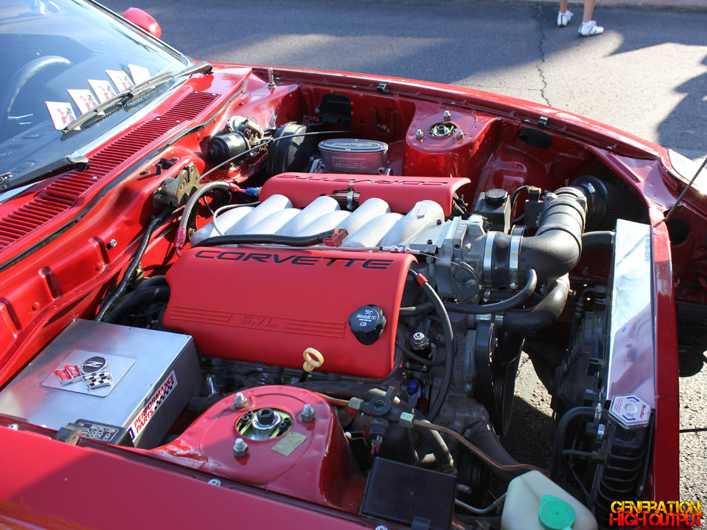 Datsun 280zx With Chevy Ls1 V8 Swap Genho