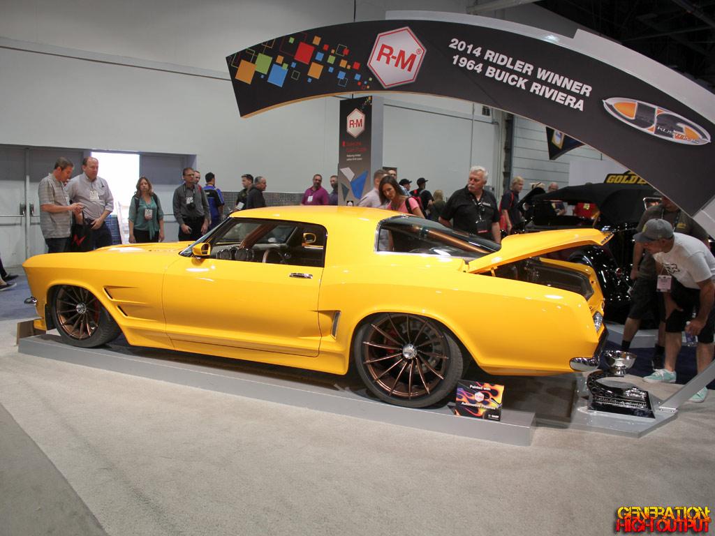 The Pavilions Car Show 2014 Autos Post