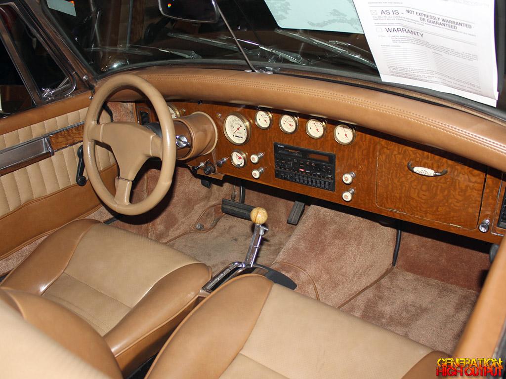 1989 Corsair Roadster Neoclassic Car   GenHO