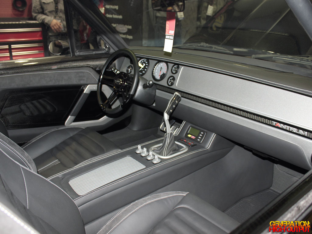 2010 Dodge Charger Interior Parts