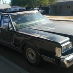 lincoln town car mesa meth