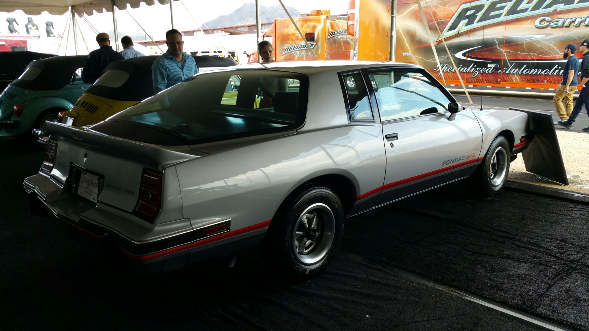 Barrett jackson generation high output one of the more interesting vehicles found at barrett jackson this year was this pontiac grand prix 22 among the more high profile g bodies like the monte sciox Image collections
