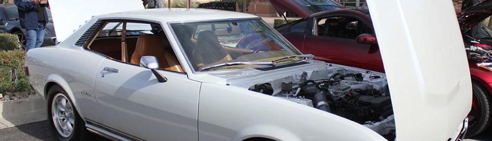 1977 Toyota Celica 2JZ Engine Swap | GenHO