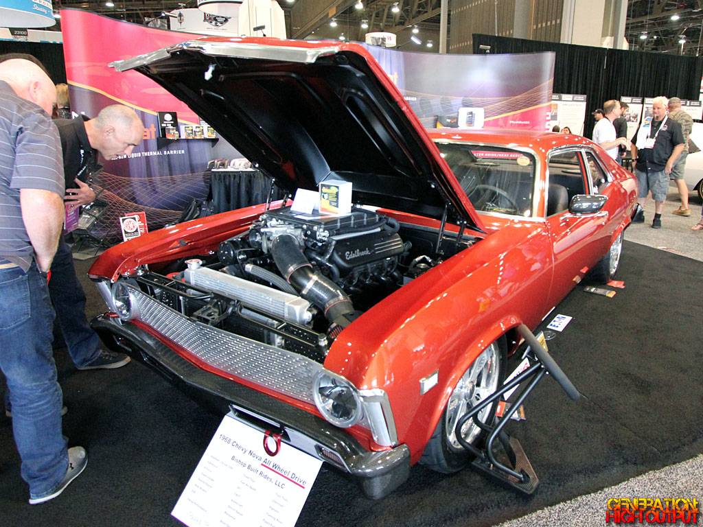Chevrolet | Generation: High Output