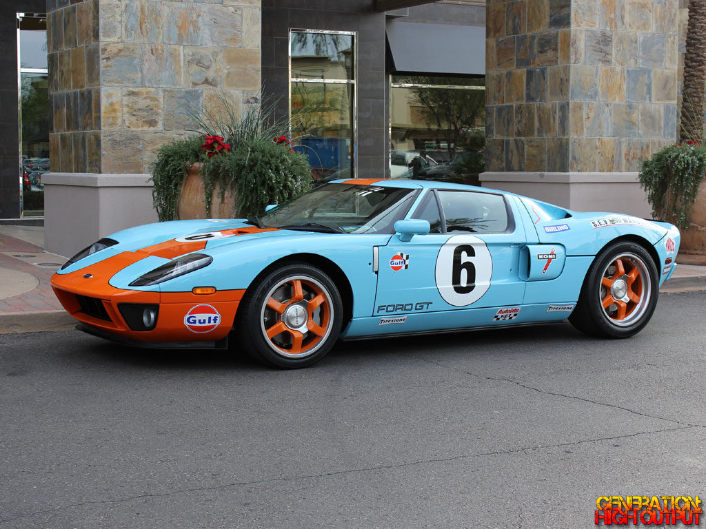 2005 06 Ford Gt Special Editions Genho
